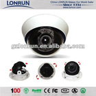 Hot varifocal lens cctv Plastic dome camera L7D5