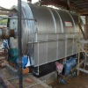tire recycling machine without pollution
