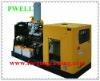 13KW/16.3KVA opened diesel engine generator