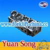 YALE Forklift Parts FE Cylinder Head(engine part) In Guangzhou