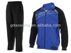 new style tracksuit,oem high quality tracksuit