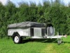 Hot dipped galvanized Soft Floor Camper Tent Trailer(HT-CP1)