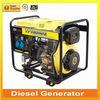 6 KW Low Noise Brand Open Frame Diesel Generator