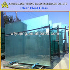 clear float glass wholesale