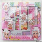 stationery set for kids