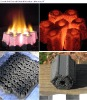 good quality machine-made sawdust charcoal for bbq