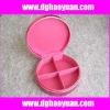zebra fabric cosmetic box -HYGY011
