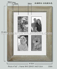 2010 Fashion wood frame for photos