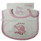Top sell soft essentials baby infant bib