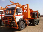 BEIBEN high quality 6x6 log truck/wood carrier truck