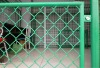 ral 6005 chain link wire mesh