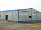 quick build houses covered by sandwich panels