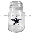 customed acrylic candy jar/container