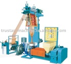Color Belt Blowing Film Machine Set