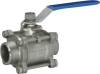 3pc welded ball valve(ball valve)