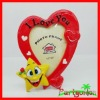 Cute Resin Holiday Gifts/ Party Favors Valentine Crafts Photo Frame