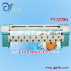 Guang zhou inkjet printer fy 3278N seiko 510 head XES 320
