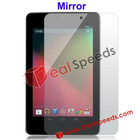 High Quality Screen Protector For ASUS Google Nexus 7 Tablet (Mirror)
