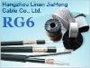 Coaxial Cable RG6 18AWG CCS32*0.12AL