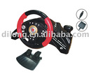 USB/PS1/PS2/PS3 game racing wheel