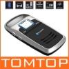 Solar-Powered Car Bluetooth Cell Phone Handsfree Kit MP3