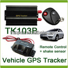 1207-2 TK103 GSM GPS Tracker Device Alarm System for Car Vehicle