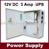 Back-up CCTV UPS Power supply - CCTV UPS Power box
