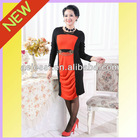 The Latest Women Long Sleeve Daily Dresses
