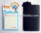 magnetic memo pad with a lovely dolphin
