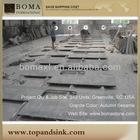 Processing Custom Granite Stone Countertops