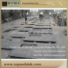 Processing Custom Granite Stone Countertops
