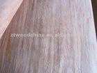 Natural keruing wood veneer