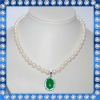 8-9mm fresh water classical pearl necklace