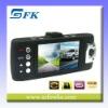 Seamless HD Dual Camera CAR DVR & Dashboard Camera