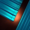 Twin-wall polycarbonate sheet