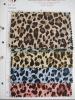 Leopard prints material for handbag/shoes,Snake design,fashion prints