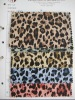 Leopard prints material for handbag/shoes,Snake design,fashion prints