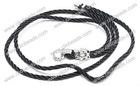 Zinc Alloy Findings Nylon Necklace Cords
