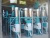 6FYDT-15 low fat maize(grits) flour processing complete set equipment