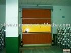 workshop commercial automatic soft gate pvc