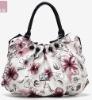 2011 elegant flower handbags