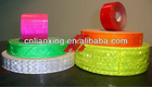 Reflective clothing pvc tape