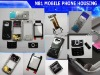 N81 mobile phone housings cell phone housing cover mobile phone accessories keypads Lens LCD parts battery covers