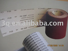 aluminium oxide or silicon carbide antistatic abrasive paper-used to wood,furniture