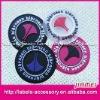 3D PVC garment label
