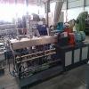 co-rotating twin screw machines