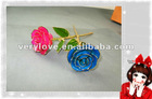 Wedding flower of 24k gold rose for lover and Cooperation partner