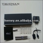 eGo-C(650mah Batery) with 5 atomizers
