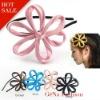 Newest Fashion Big Cloth Flower Head Band