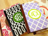 Premium Monogram Folios for Kindle, Nook, iPad 1,2 &3 by rouge & co